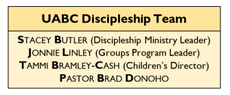 D-ship Ministry Team